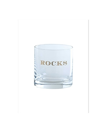 Rocks Bar Glass