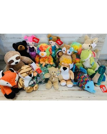 Children's Plush Gifts