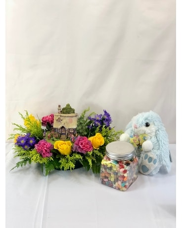 Cottage Combo Flower Arrangement