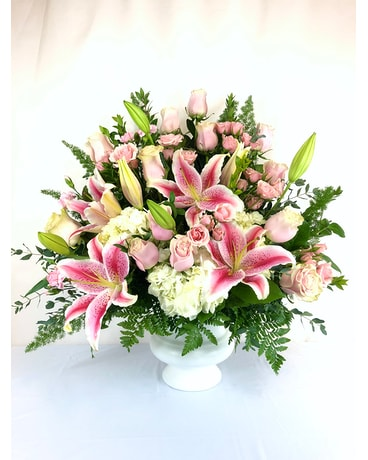 Sweet Memories Flower Arrangement