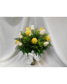 Forever Friends Flower Arrangement