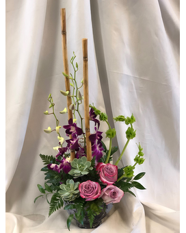 Moonlight Flower Arrangement