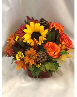 Fall Classic Flower Arrangement