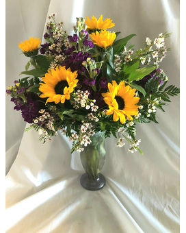 Morning Beam Flower Arrangement