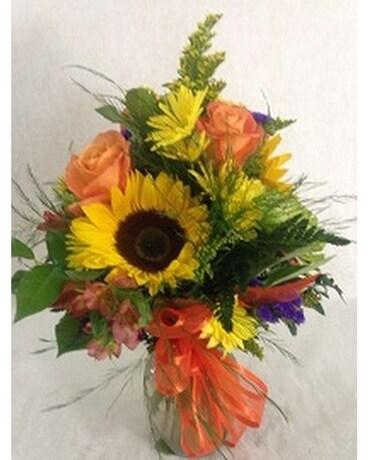 Nashville florist flower delivery by emmas flowers gifts inc fall for me flower arrangement mightylinksfo