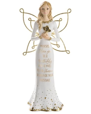 Butterfly Whisper Angel Gifts