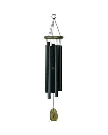 Traditional Wind Chimes Flower Arrangement