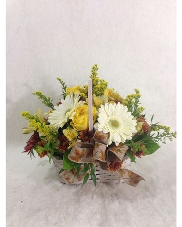 Basket of Love Flower Arrangement