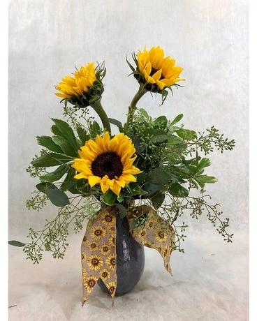 SUNFLOWER DREAMIN' Flower Arrangement
