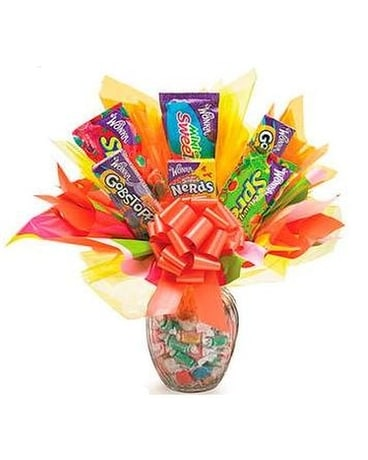 Candy Bouquet 2 Gifts