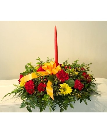 Touch of Brightness Flower Arrangement