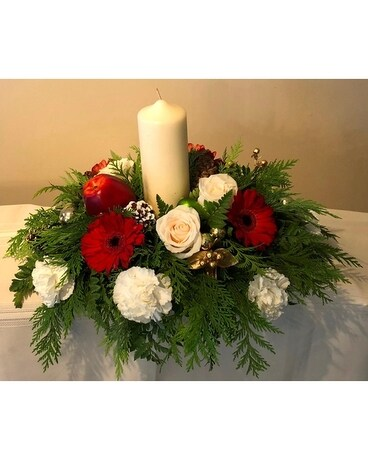Christmas Melody Flower Arrangement