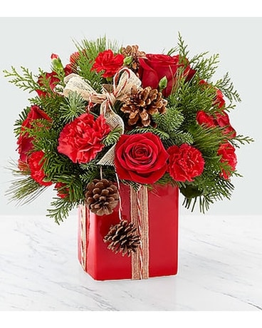 Gracious Gift Flower Arrangement