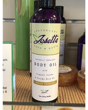 All Natural Body Oil Gifts