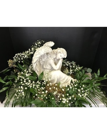 sympathy keepsake angels crosses delivery moon township pa chris