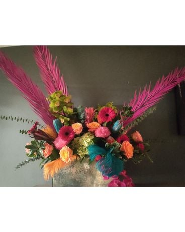 No Limits Flower Arrangement