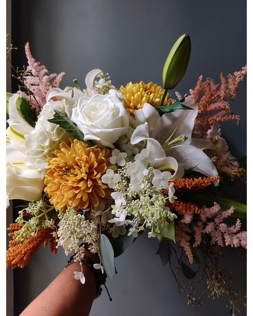 Autumn Daydream Flower Arrangement