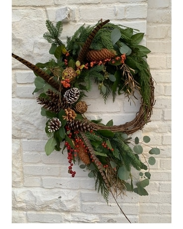 Great Outdoors Wreath