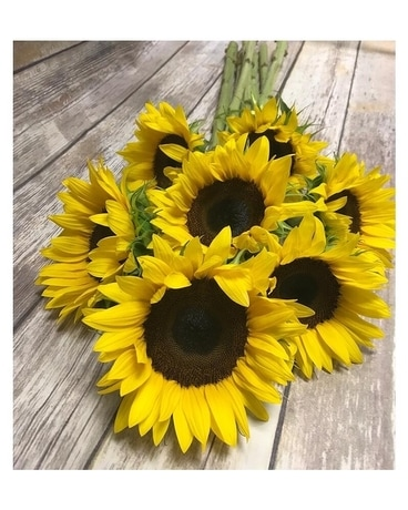 Sunflower Bouquet Bouquet