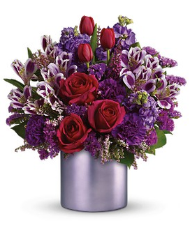 Teleflora's Unforgettable Flower Arrangement