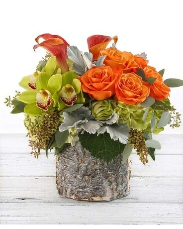Autumn Lovers Flower Arrangement
