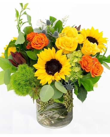 AUTUMN DELIGHT Flower Arrangement