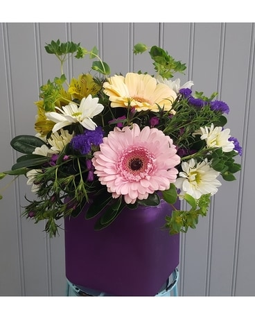 Precious Pastel Flower Arrangement