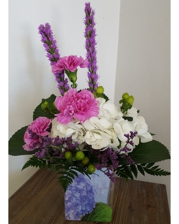 Garden Fantasy Flower Arrangement