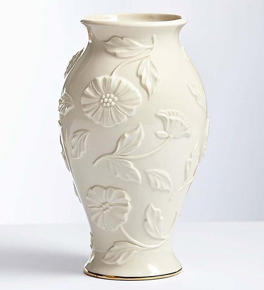 Upgrade to a Lenox Vase