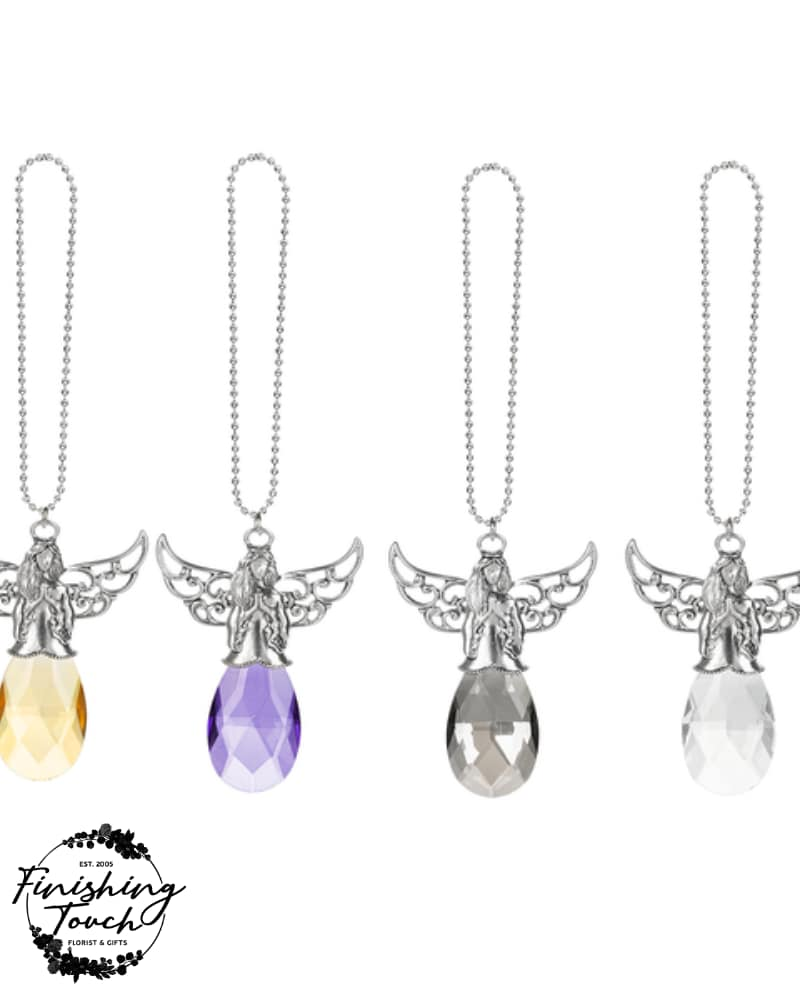 Angel of Light Charm