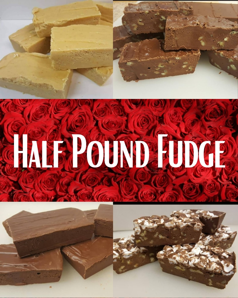 Half Pound Fudge