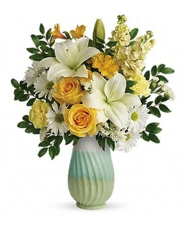 Teleflora's Art Of Spring Bouquet Flower Arrangement