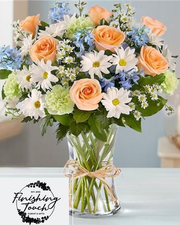 Summer Dunes Flower Arrangement