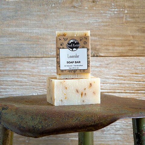 Good Earth Handmade Soap