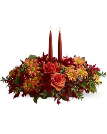 Autumn Lights Flower Arrangement