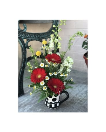 Rise and Shine Flower Arrangement