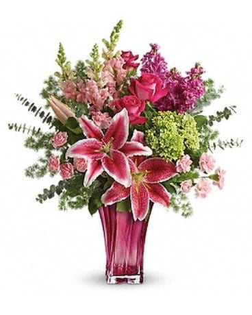 Teleflora's Steal The Spotlight Bouquet Custom product