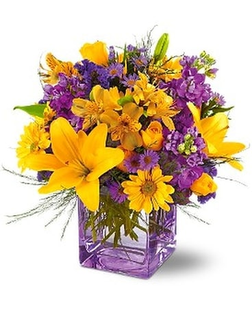 Teleflora's Morning Sunrise Bouquet Custom product