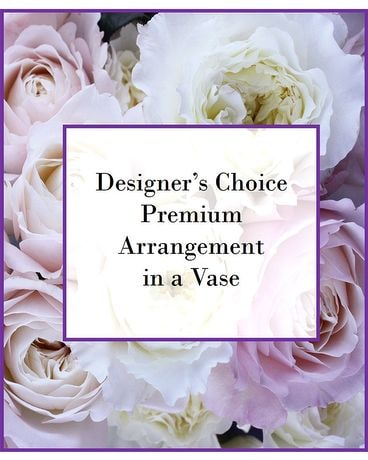 Designer's Choice Premium in a Vase
