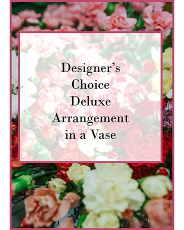 Designer's Choice Deluxe in a Vase
