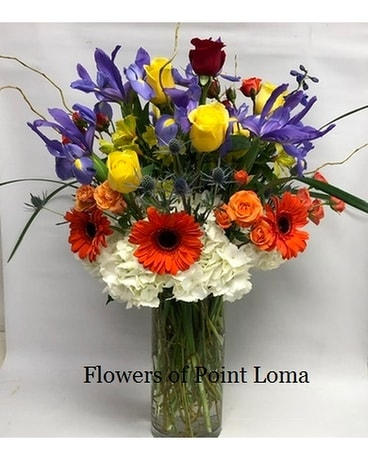 With Love Flower Arrangement
