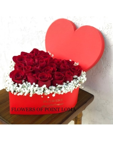 Lots of Love Flower Arrangement