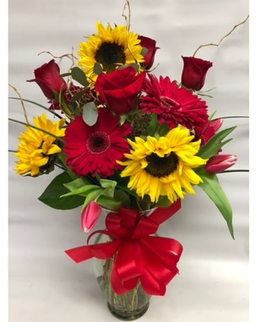 Sunny bouquet Flower Arrangement
