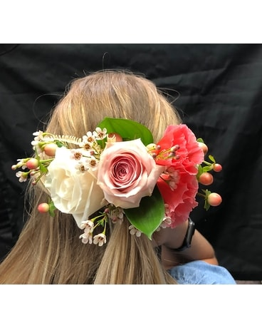 Coral flower crown Custom product