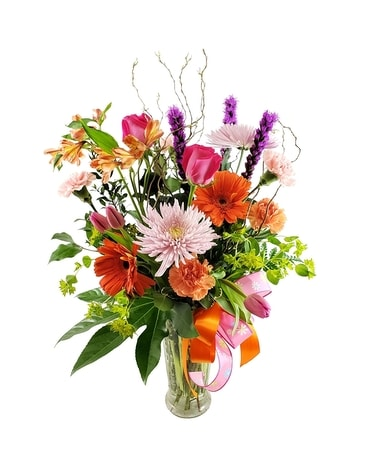 Mother's Garden Flower Arrangement