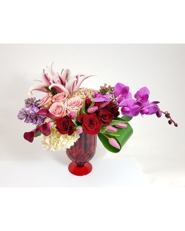 Lavishly Lovely Flower Arrangement