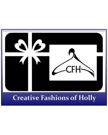 Creative Fashions Gift Card Custom product