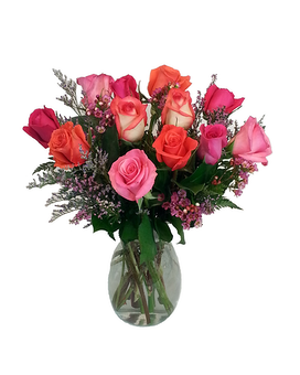 Roses - Novelty Color Assortment