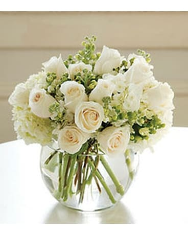 Tranquility Bouquet Flower Arrangement