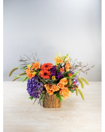 Sangria Flower Arrangement